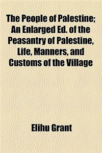 The People of Palestine