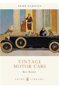 Vintage Motor Cars