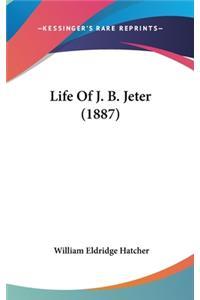Life of J. B. Jeter (1887)