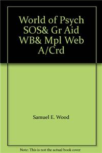 World of Psych SOS& Gr Aid WB& Mpl Web A/Crd