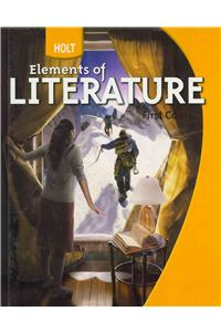 Holt Elements of Literature: Student Edition Grade 7 First Course 2009