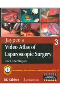 Jaypee's Video Atlas of Laparoscopic Surgery