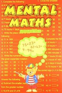 Mental Maths Level 0-4