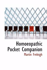 Homoeopathic Pocket Companion