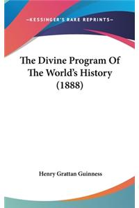 The Divine Program of the World's History (1888)
