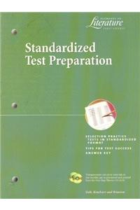 Holt Elements of Literature: Standardized Test Prep Grade 7