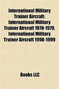 International Military Trainer Aircraft