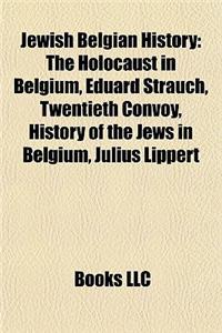 Jewish Belgian History