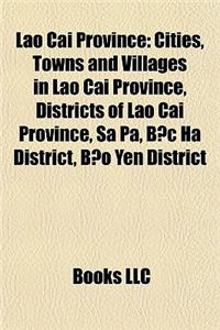 Lao Cai Province: Cities, Towns and Villages in Lao Cai Province, Districts of Lao Cai Province, Sa Pa, C H District, O Yn District