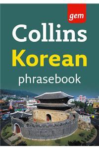 Korean Phrasebook