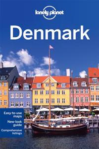 Lonely Planet Denmark [With Copenhagen Pull-Out Map]