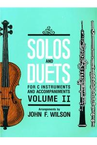 Solos and Duets: Volume Two-C Instrument