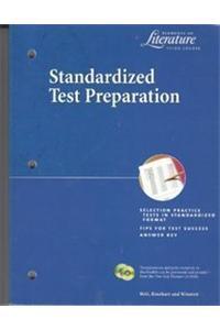 Holt Elements of Literature: Standardized Test Prep Grade 9