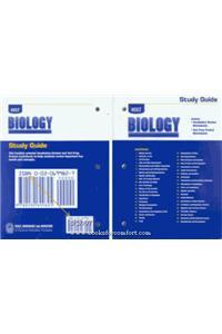 Holt Biology: Study Guide