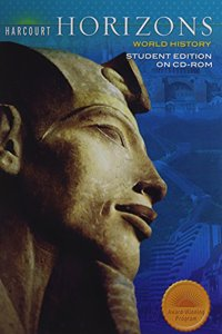 Harcourt Horizons: Student Edition CD-ROM World History 2005