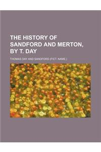 The History of Sandford and Merton, by T. Day