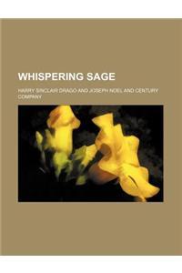Whispering Sage