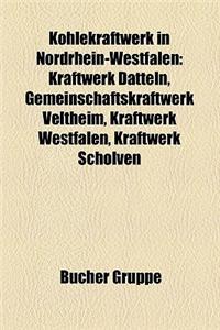 Kohlekraftwerk in Nordrhein-Westfalen: Ehemaliges Kohlekraftwerk in Nordrhein-Westfalen, Kraftwerk Im Rheinischen Braunkohlerevier