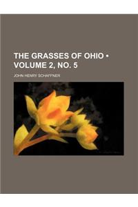 The Grasses of Ohio (Volume 2, No. 5)