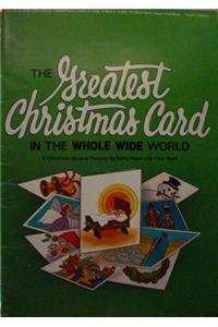 Greatest Christmas Card