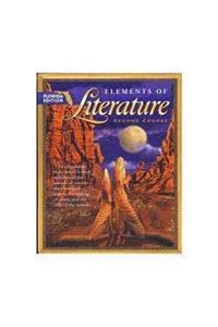 Holt Elements of Literature Florida: Student Edition Eolit 2003 Grade 8 2003