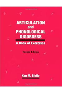 Articulation & Phonological Disorders: A Book of Exercises
