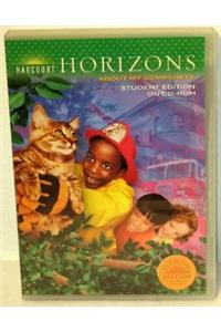 Harcourt School Publishers Horizons Florida: CD-ROM Se: About My Cmty(single) 2005