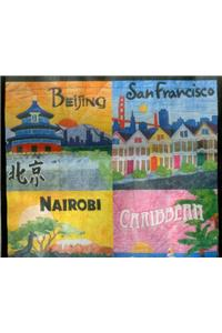 Quilt Blocks Around the World