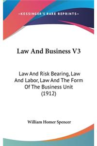 Law And Business V3