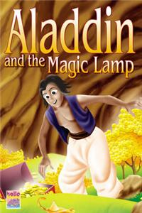My Little Fairytale Book: Aladdin and the Magic Lamp