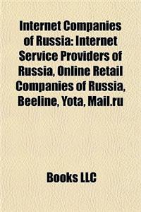 Internet Companies of Russia