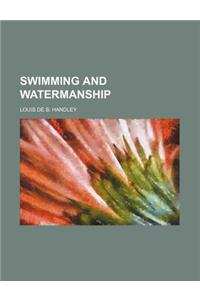 Swimming and Watermanship