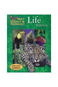 Holt Science & Technology: Student Edition CD-ROM Life Science 2001