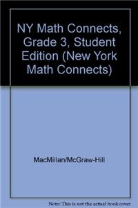 NY Math Connects, Grade 3, Student Edition