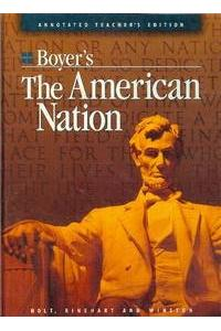 Boyer's the American Nation