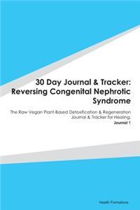 30 Day Journal & Tracker