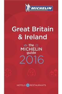 2016 Red Guide Great Britain & Ireland