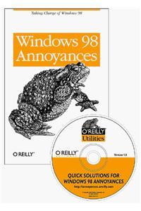 Windows 98 Annoyances with Software Utilities