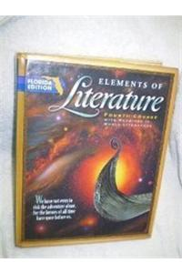 Holt Elements of Literature Florida: Student Edition Eolit 2003 Grade 10 2003