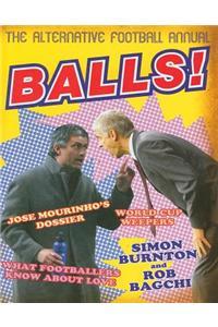Balls!: The Alternative Football Annual