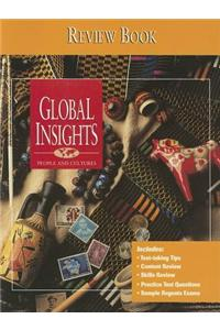 Global Insights: People and Cultures: Review Book
