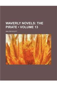 Waverly Novels (Volume 13); The Pirate