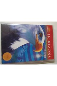 Harcourt School Publishers Horizons Florida: CD-ROM Se: Us History (Single) 2005