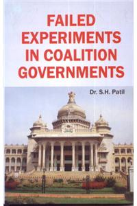 Failed Experiments in Coalition Governments