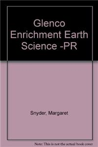 Glenco Enrichment Earth Science -PR