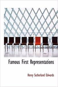 Famous First Representations