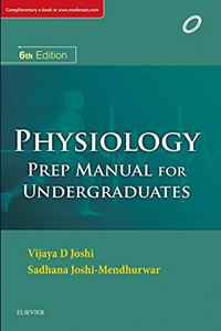 Physiology: Prep Manual for Undergraduates