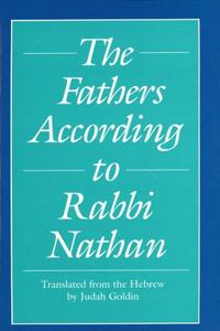 Fathers According to Rabbi Nathan