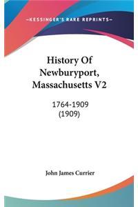 History Of Newburyport, Massachusetts V2