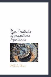Das Deutsche Evangelische Pfarrhaus